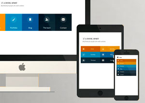 icon responsive - duhen + schroot multimedia
