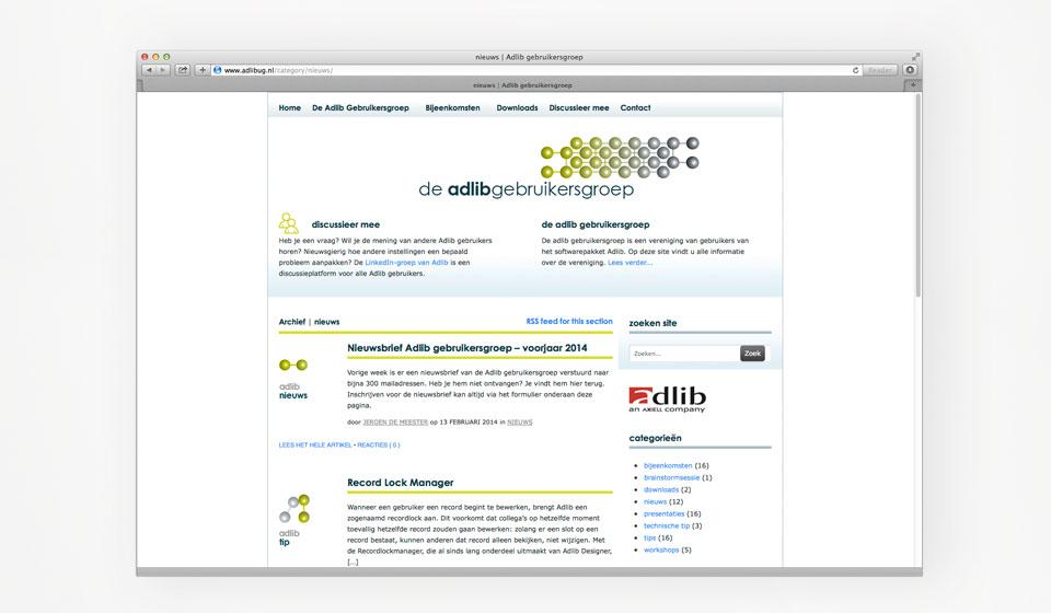 adlib gebruikersgroep - duhen + schroot multimedia