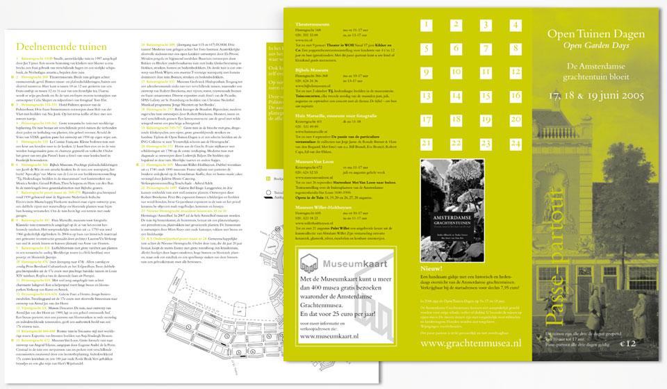 Grachten Musea Amsterdam - duhen + schroot multimedia