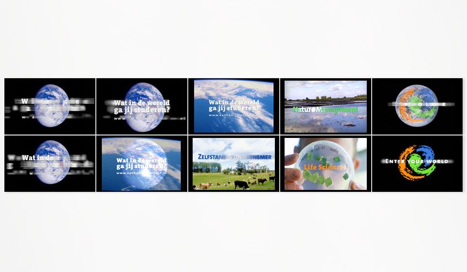 van hall larenstein - duhen + schroot multimedia