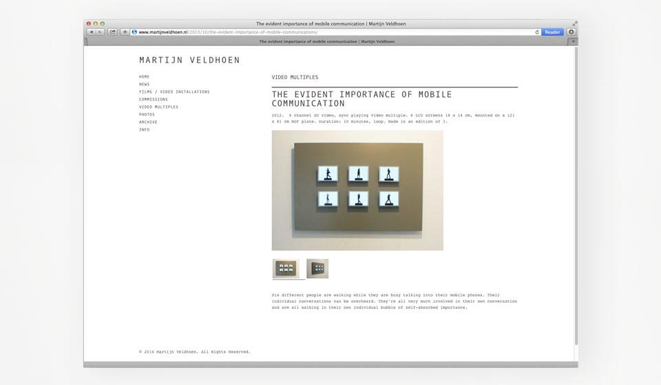martijn veldhoen - duhen + schroot multimedia